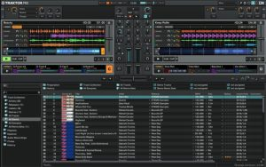 Best Dj Software- Native Instruments Traktor Pro