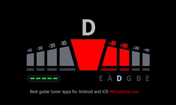 Best guitar tuner apps for Android and iOS