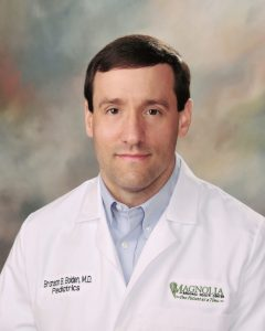 Dr. Branson Bolden, MD Magnolia Pediatric Clinic