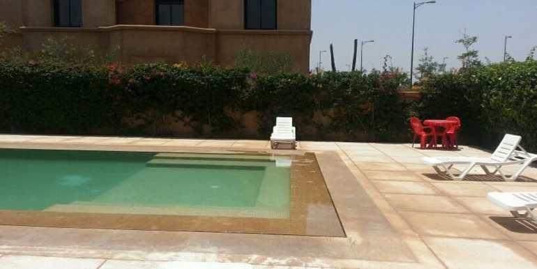 location de villa meublé standing à targa marrakech