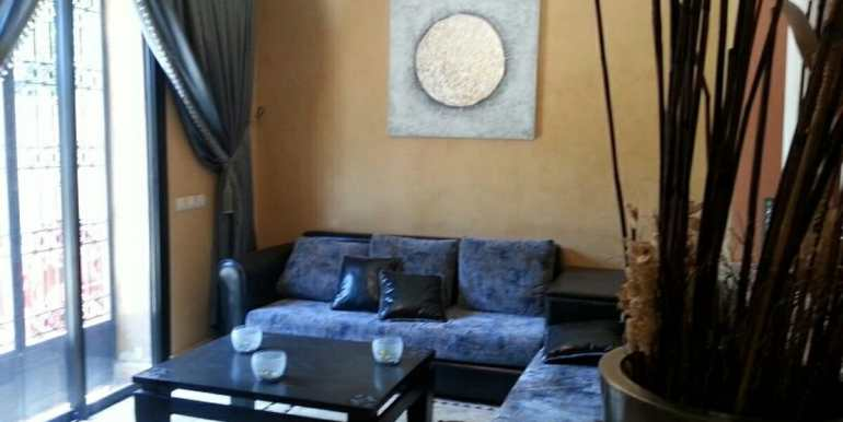 location de villa meublé standing à targa marrakech7