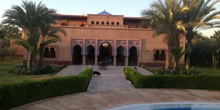 terrain villa vendre marrakech