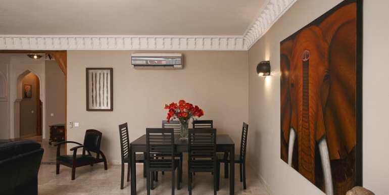 vente appartement haut standing à marrakech gueliz8
