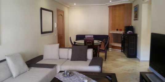 location appartement meublé avec piscine route de casa marrakech