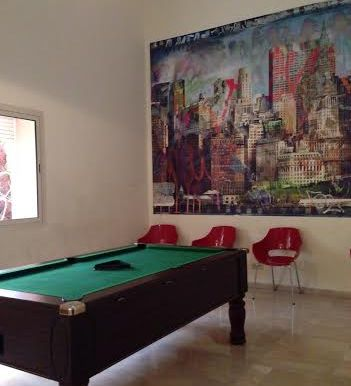 Appartement à vendre route de safi marrakech9