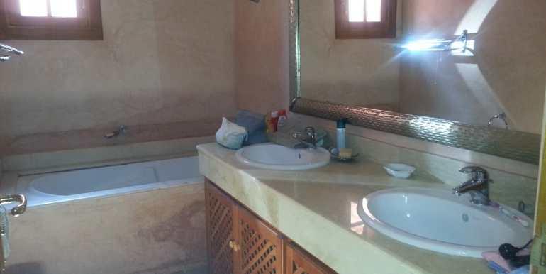 Location duplex avec piscine au palmeraie marrakech3
