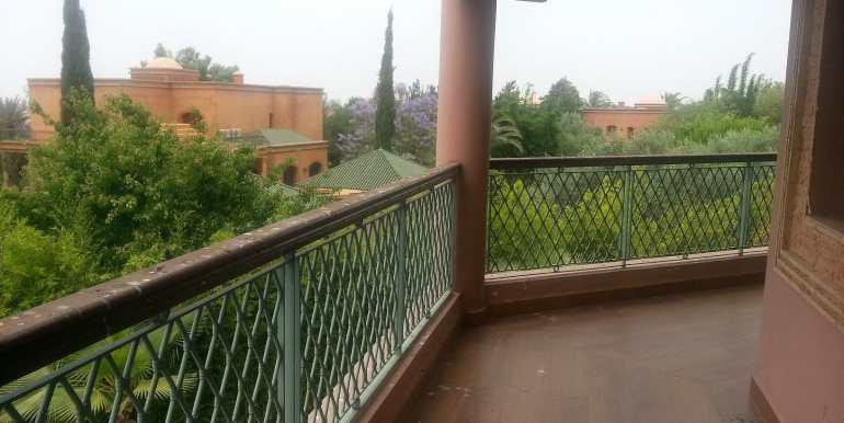 Villa à vendre au quartier agdal Marrakech7