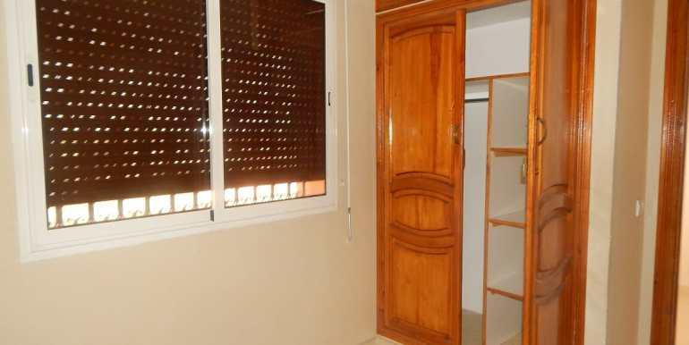 Villa non meublée à louer route de casa marrakech10