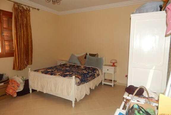 Villa non meublée à louer route de casa marrakech4