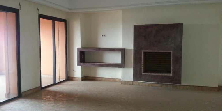 appartement à vendre quartier hivernage marrakech