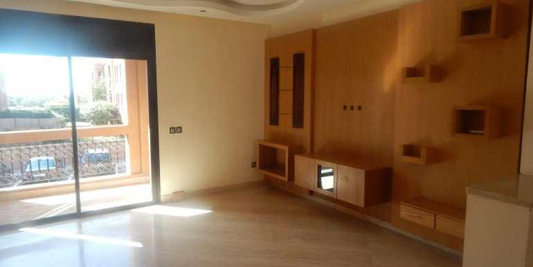 location appartement non meublé avec piscine à targa marrakech