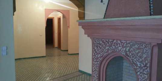 location appartement non meublée à Hivernage marrakech