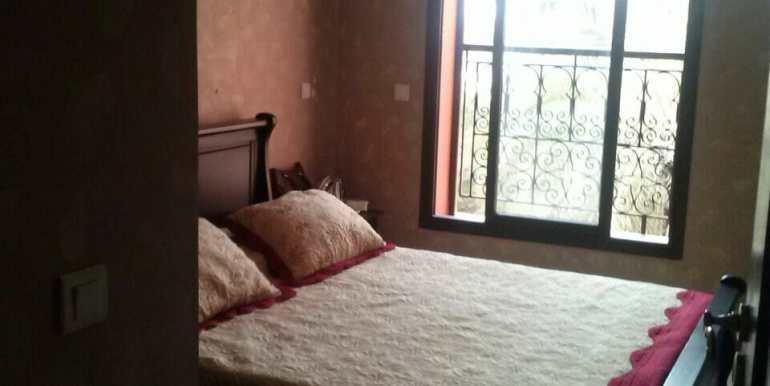 location meublé d'un appartement à gueliz marrakech 1