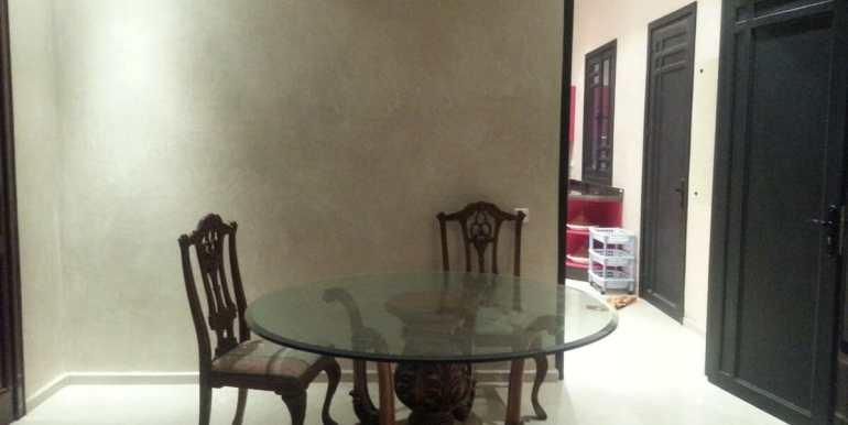 location villa de luxe pour longue durée au palmeraie marrakech7