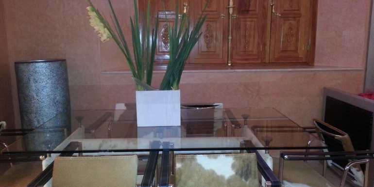 location villa de luxe sur la route de fes marrakech3