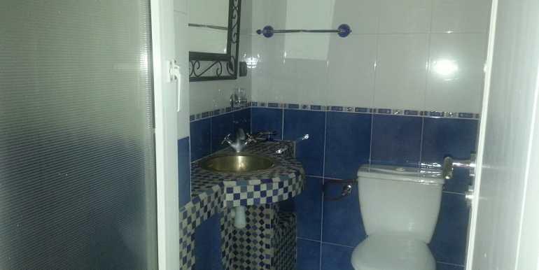 location villa meublée à targa marrakech avec piscine privée5