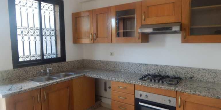 location villa vide à targa marrakech pour longue durée4