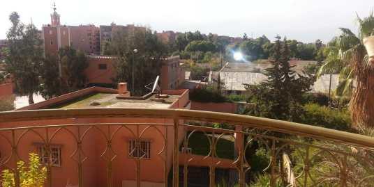 vente appartement à victor hugo marrakech