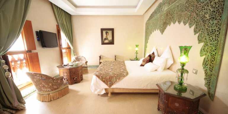 Acheter un riad de luxe mallah marrakech