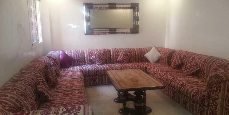 Appartement à louer pour longue durée à gueliz Marrakech-2