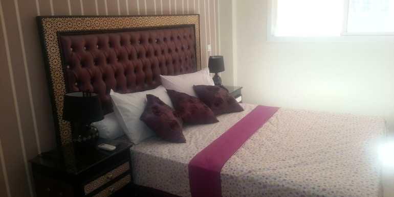 Appartement à louer pour longue durée à gueliz Marrakech-6
