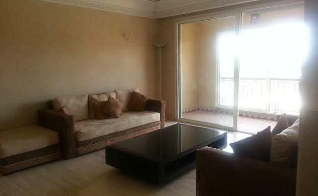 Appartement Meublé Haut Standing à Louer Victor Hugo Marrakech-2