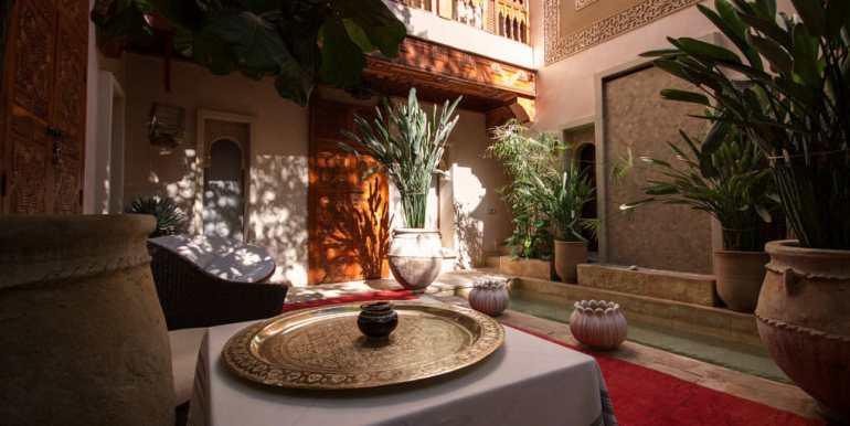 Riad de Luxe à Vendre mellah marrakech-2