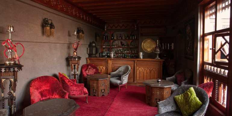 Riad de Luxe à Vendre mellah marrakech-7
