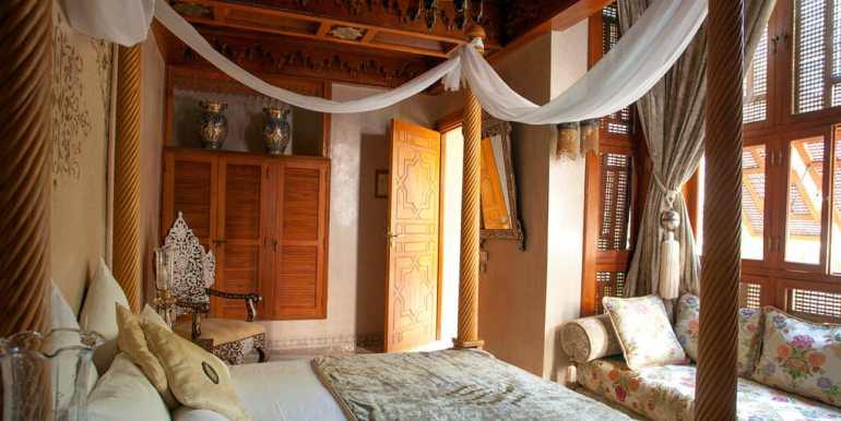 Vente Riad de luxe marrakech-2