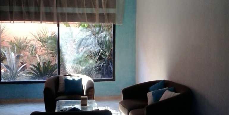 Villa à Louer pour longue durée à L'Mhamid Marrakech-8