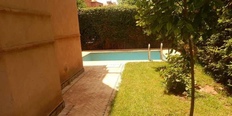 Villa à vendre sur la route de casa marrakech-8