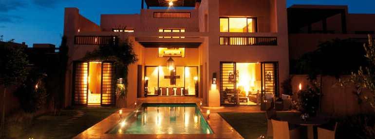 Villa et riad à vendre programme neuf Marrakech -2