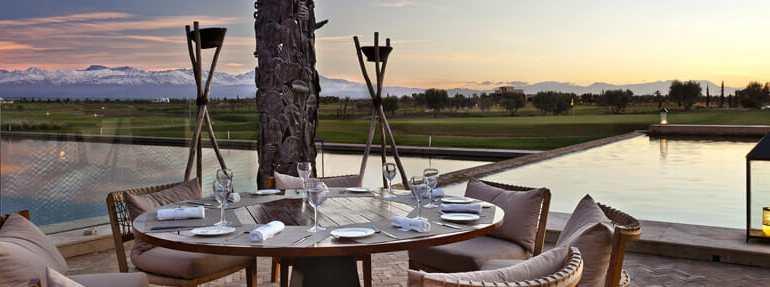 Villa et riad à vendre programme neuf Marrakech -4