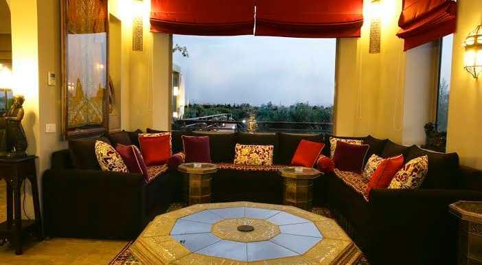 villa de haut standing pour les marriages a marrakech