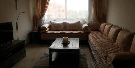 Appartement à louer pour longue durée à l'hivernage marrakech