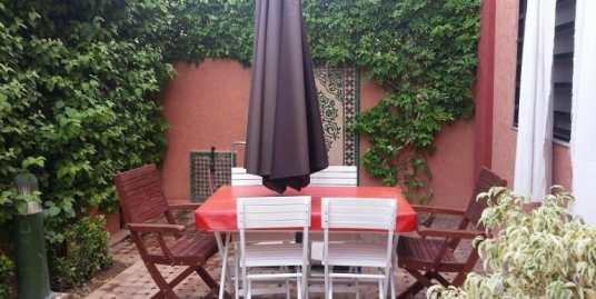 Villa à vendre sur la route de casa à Marrakech
