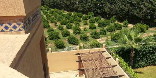 Villa à Louer Vide longue durée sur La route de Fes Marrakech