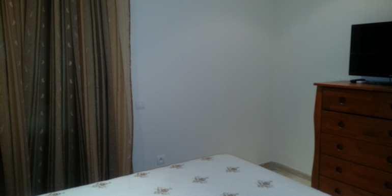 Appartement à loué pour longue durée route de casa marrakech