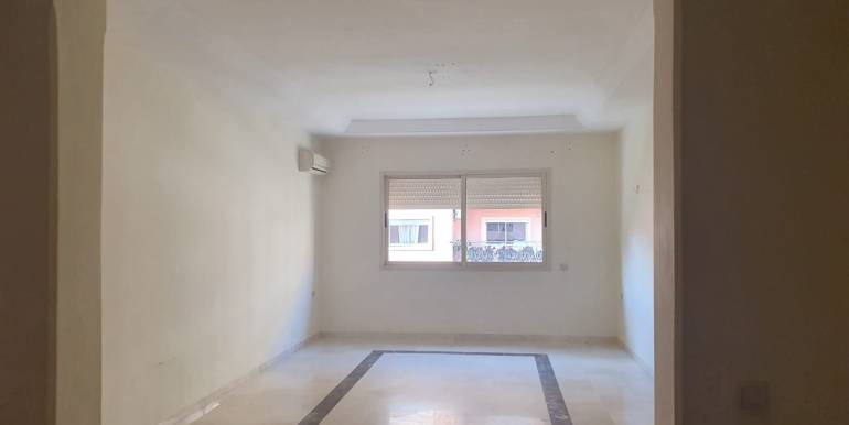Appartement 3 chambres vide à guéliz marrakech (1)
