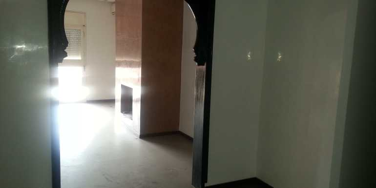 Location Appartement Non Meublée à Victor hugo Marrakech-4