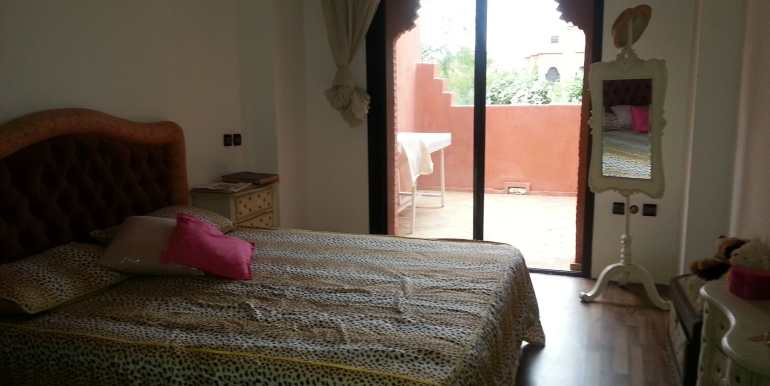 Location Villa meublée pour longue durée sur la route de fes marrakech-9