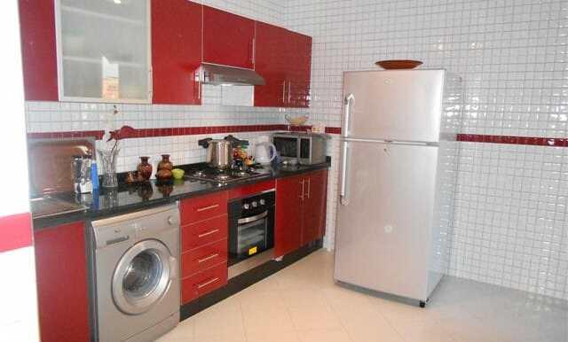 Location appartement meublé pas cher à marrakech gueliz-3