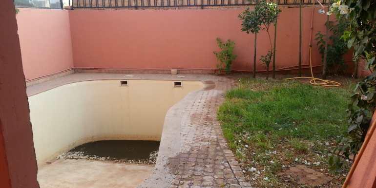 Villa à louer pour longue durée sur la route de casa Marrakech-11