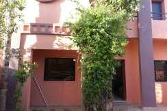Villa à louer pour longue durée sur la route de casa Marrakech