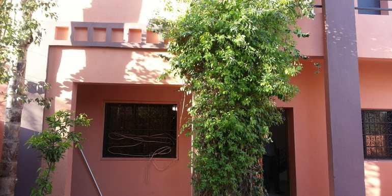 Villa à louer pour longue durée sur la route de casa Marrakech-12
