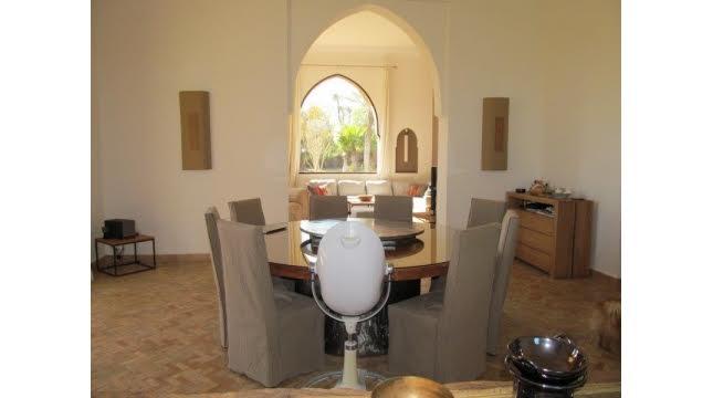 Villa de luxe à vendre au palmeraie marrakech-3