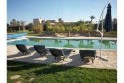 Villa de luxe à vendre au palmeraie marrakech