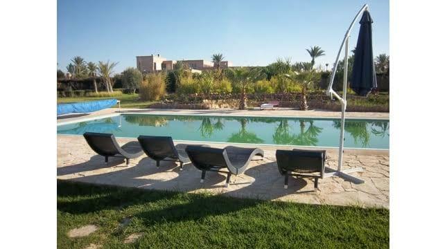 Villa de luxe à vendre au palmeraie marrakech-8