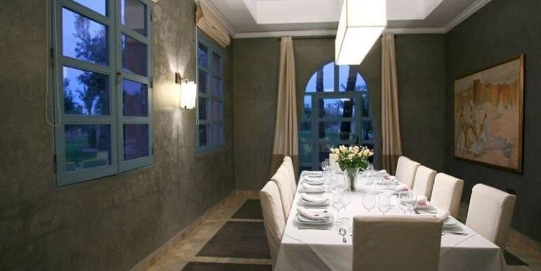 Villa de prestige à vendre au palmeraie marrakech-9