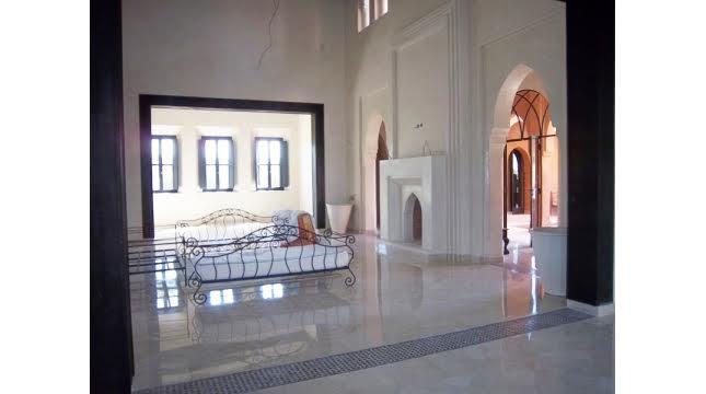 Villa de prestige à vendre sur la route d'ourika-3